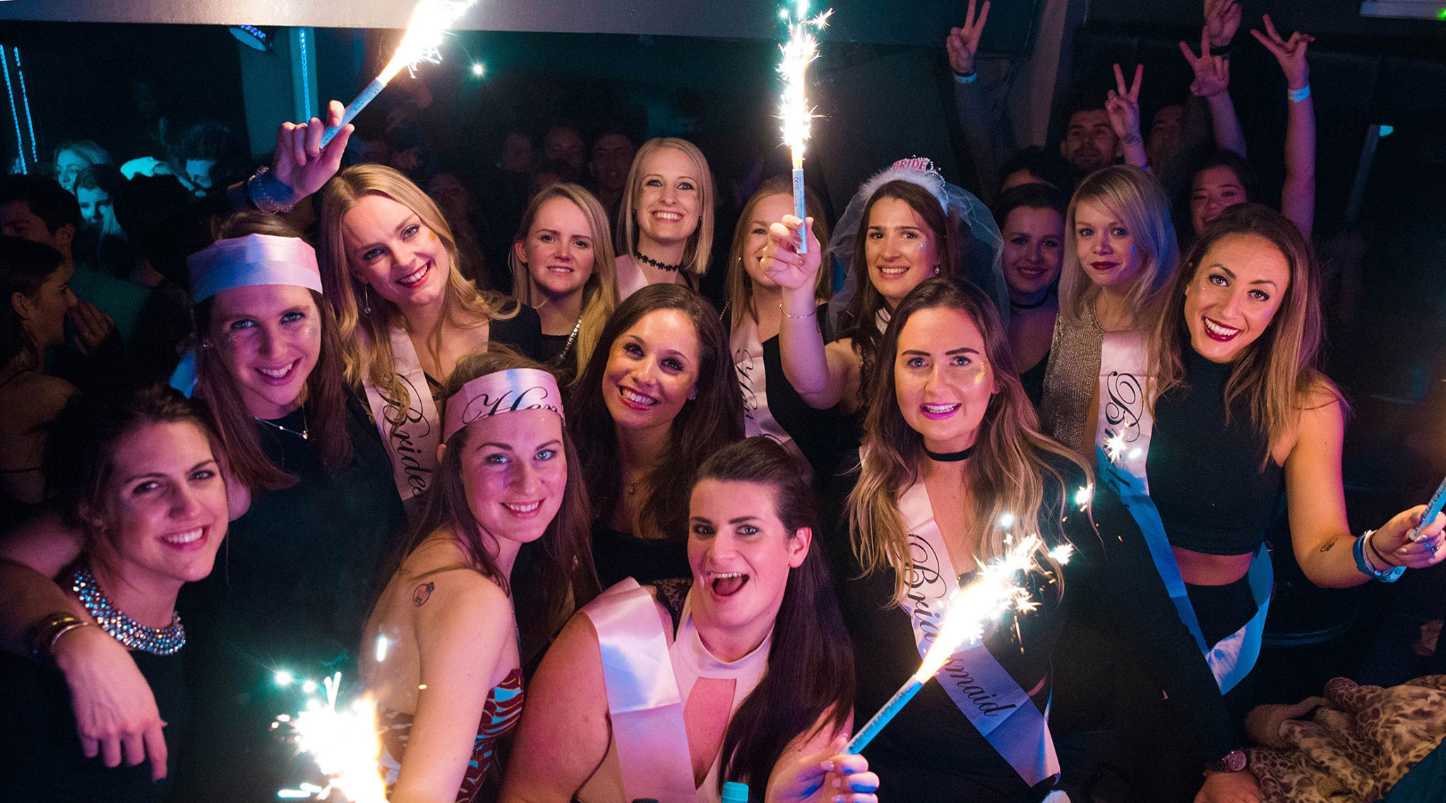Your hen party at Bridge Oxford
